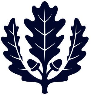 UConn oak leaf