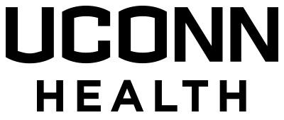 UConn Health black logo