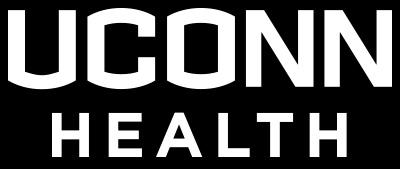 UConn Health white logo