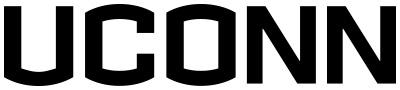 UConn black logo