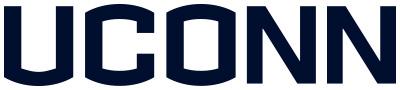 UConn blue logo