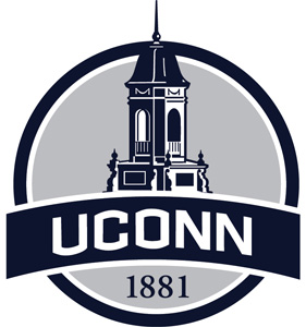 UConn Wilbur Cross badge
