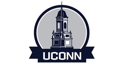 UConn Wilbur Cross alternative badge