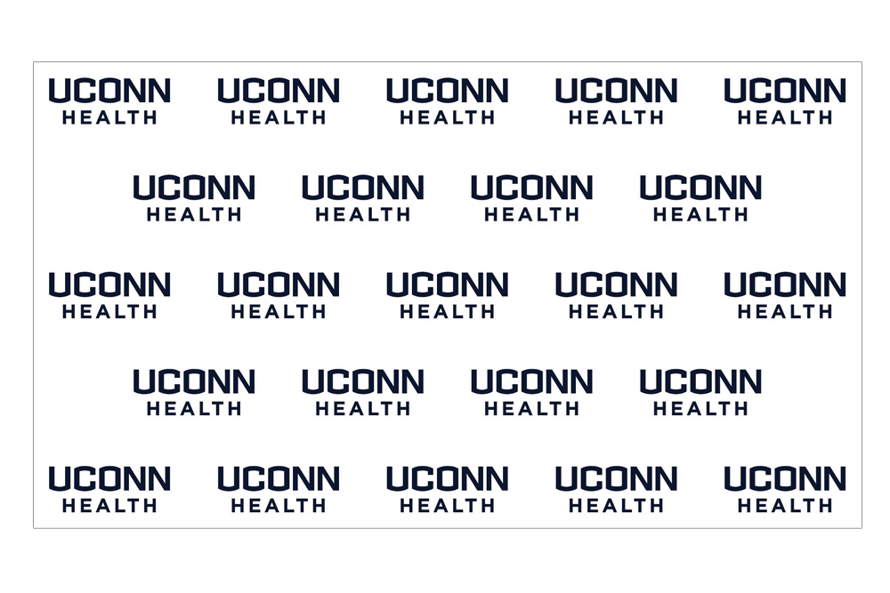 UConn Health Web Conference background white